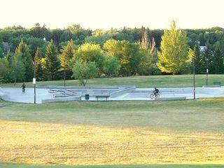 Saskatoon Skate Park